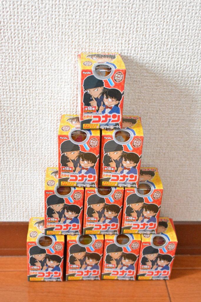 フルタ 名探偵コナン チョコエッグ 第2弾!!