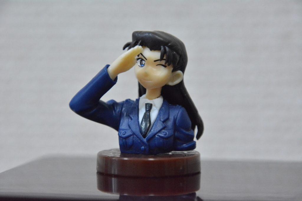 フルタ 名探偵コナン チョコエッグ 第2弾 宮本由美
