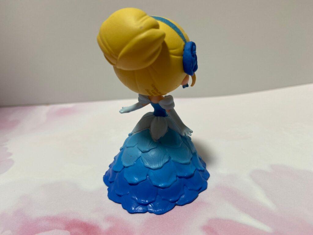 花とプリンセスがコラボ!!ディズニープリンセス フラワードレス ガチャガチャ!!