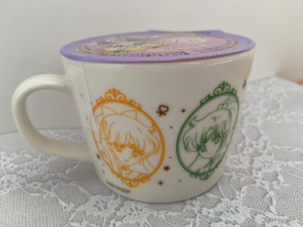 ローソンから美少女戦士セーラームーンEternal マグカップ付きゼリーが登場!!