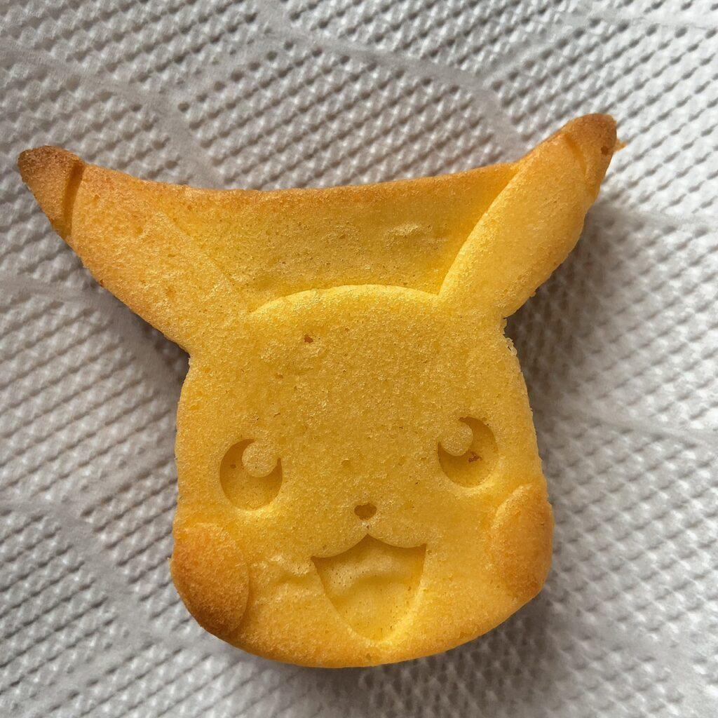 第一パン ピカチュウのパウンドケーキ!キラキラシール付き!!販売店関東中部限定!!!